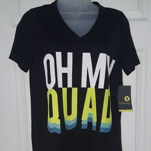 Xersion - Oh My Quad Adult PS NWT